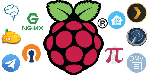 Raspberry PI - Useful and tasty projects
