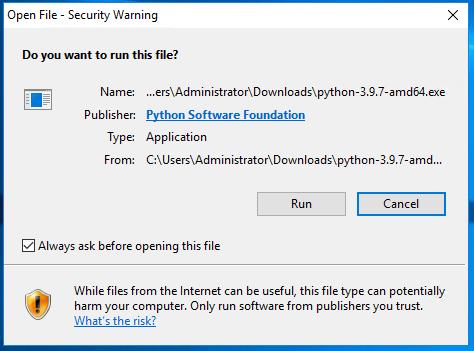 BroadlinkManager - install python